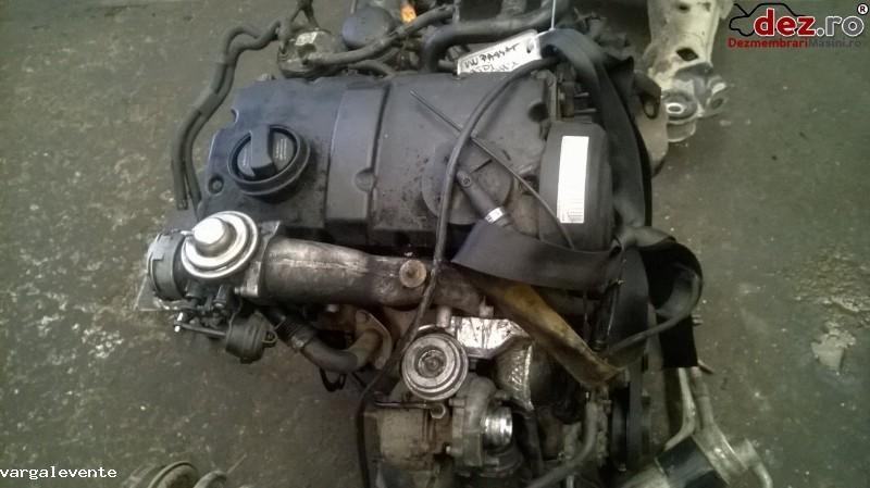 Motor fara subansamble Volkswagen Passat 2001