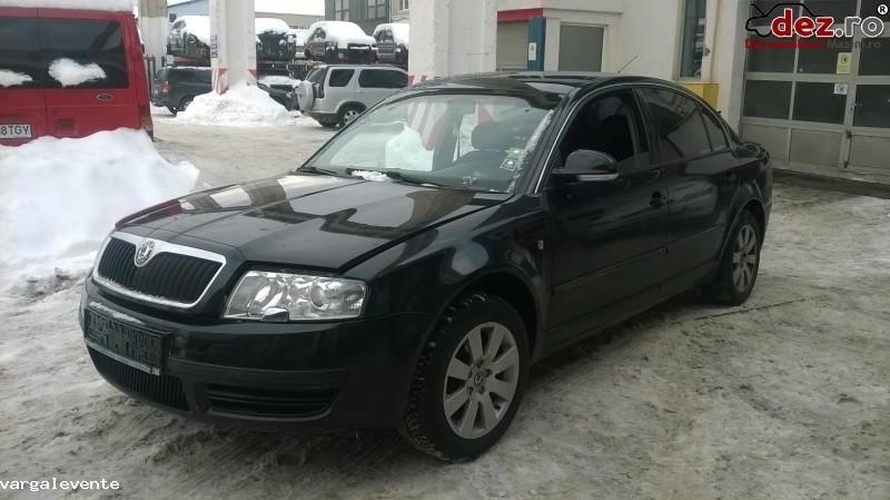 Dezmembrez Skoda Superb 1 9 Tdi Bpz Dezmembrări auto în Odorheiu Secuiesc, Harghita Dezmembrari