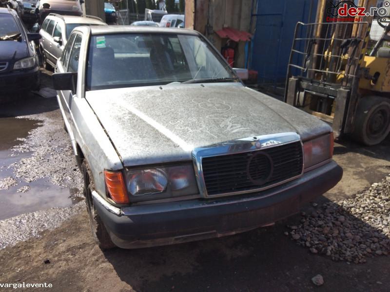 Dezmembrez Mercedes Benz E190  Dezmembrări auto în Odorheiu Secuiesc, Harghita Dezmembrari