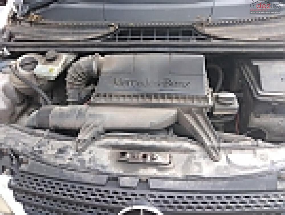 Dezmembrez Mercedes Benz Vito W639  Dezmembrări auto în Odorheiu Secuiesc, Harghita Dezmembrari