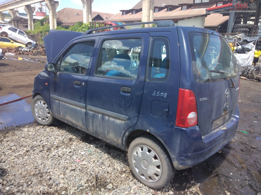 Dezmembrez Opel Agila 1 2 Euro4  Dezmembrări auto în Odorheiu Secuiesc, Harghita Dezmembrari