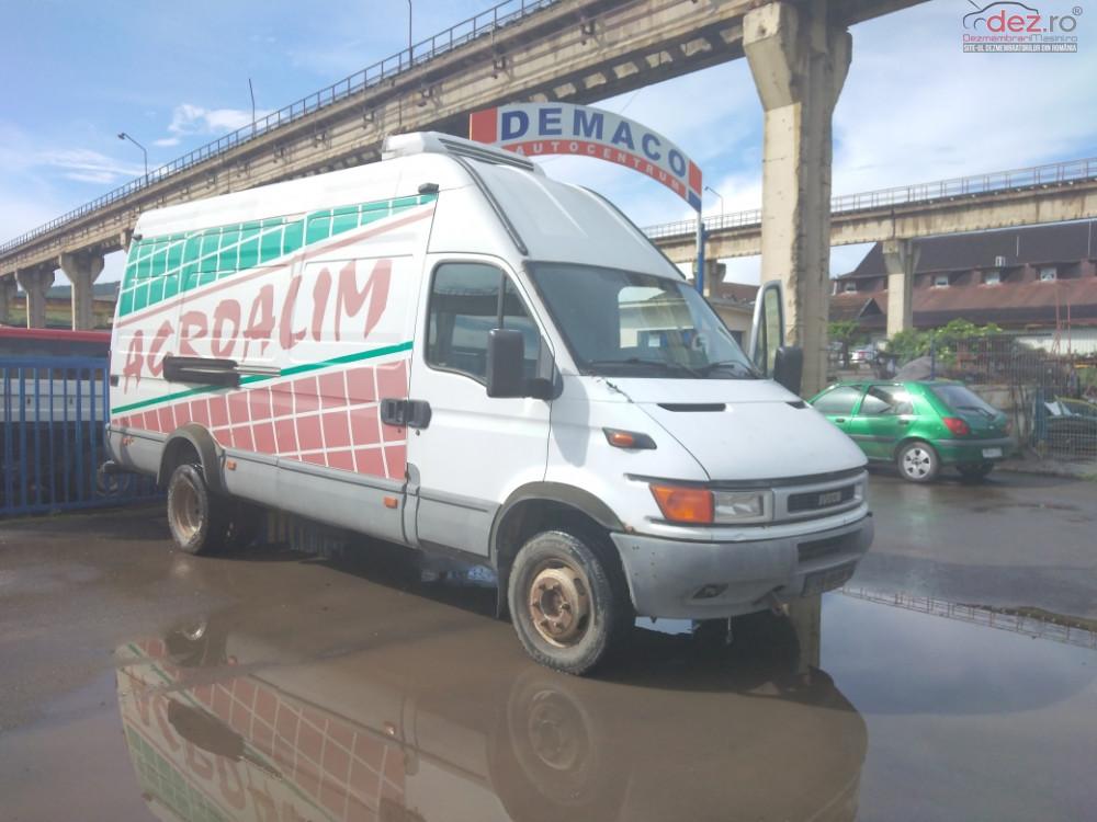 Dezmembrez Iveco Daily 2 8 Unijet An 2002  Dezmembrări auto în Odorheiu Secuiesc, Harghita Dezmembrari