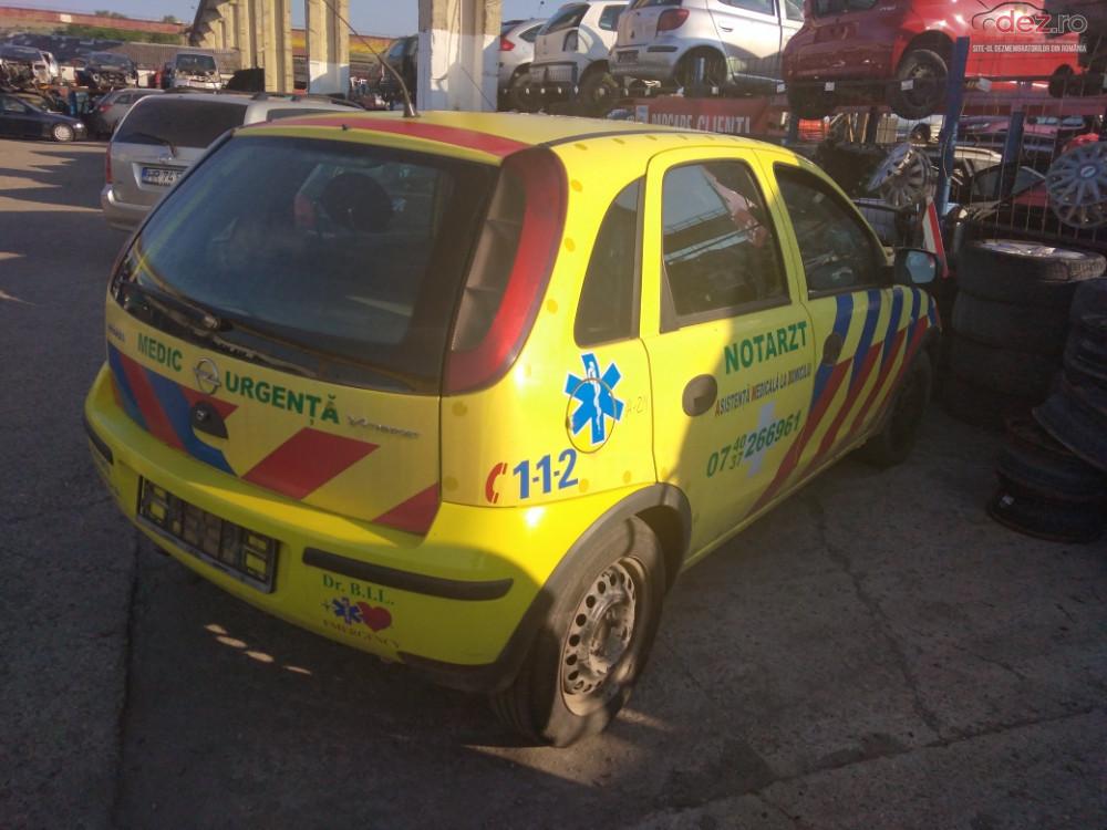 Dezmembrez Opel Corsa C 14 Twinport în Odorheiu Secuiesc, Harghita Dezmembrari