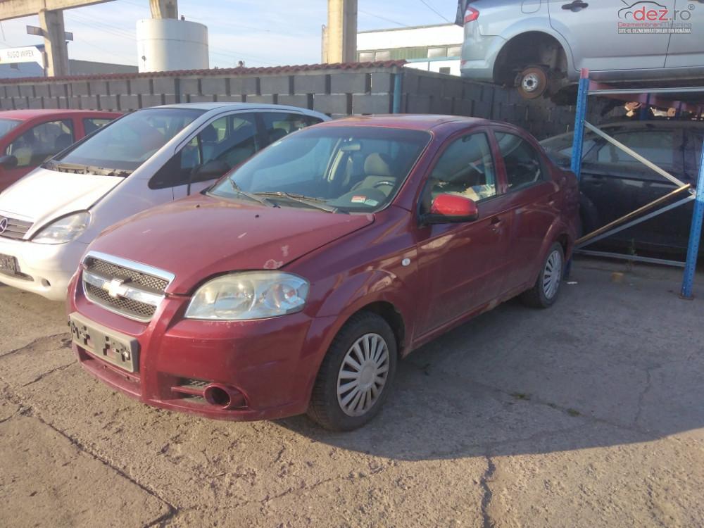 Dezmembrez Chevrolet Aveo 1 4 Benzina Din 2007 în Odorheiu Secuiesc, Harghita Dezmembrari