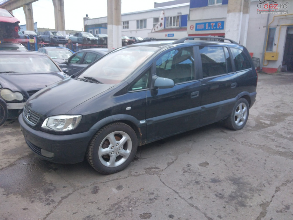 Dezmembrez Opel Zafira A 2 2 Dti în Odorheiu Secuiesc, Harghita Dezmembrari