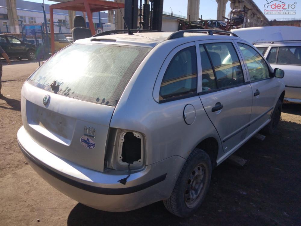 Dezmembrez Skoda Fabia 1 2 Mpi Combi Dezmembrări auto în Odorheiu Secuiesc, Harghita Dezmembrari