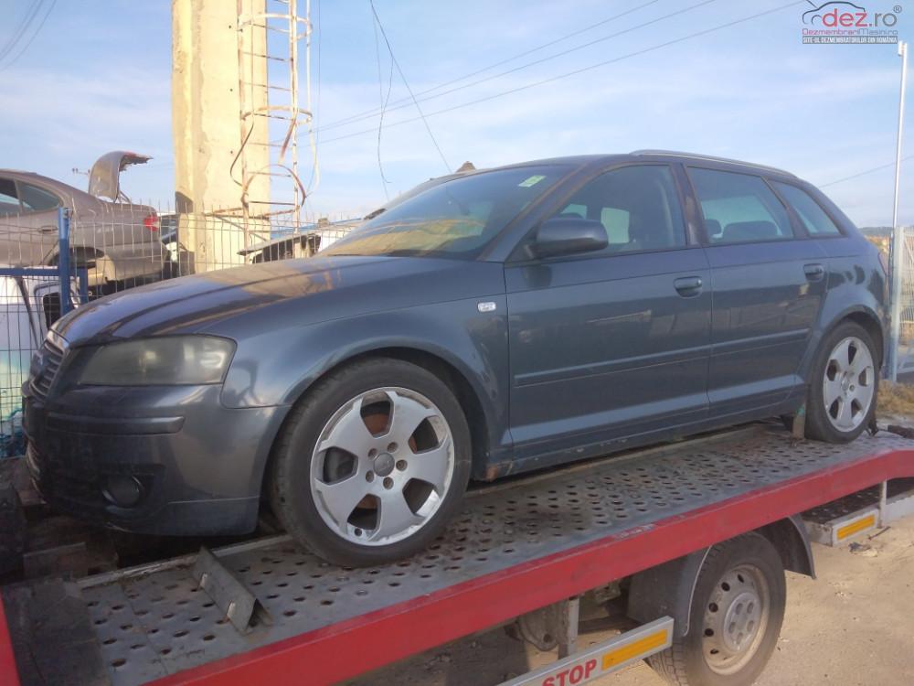 Dezmembrez Audi A3 2 0tdi An 2005 în Odorheiu Secuiesc, Harghita Dezmembrari
