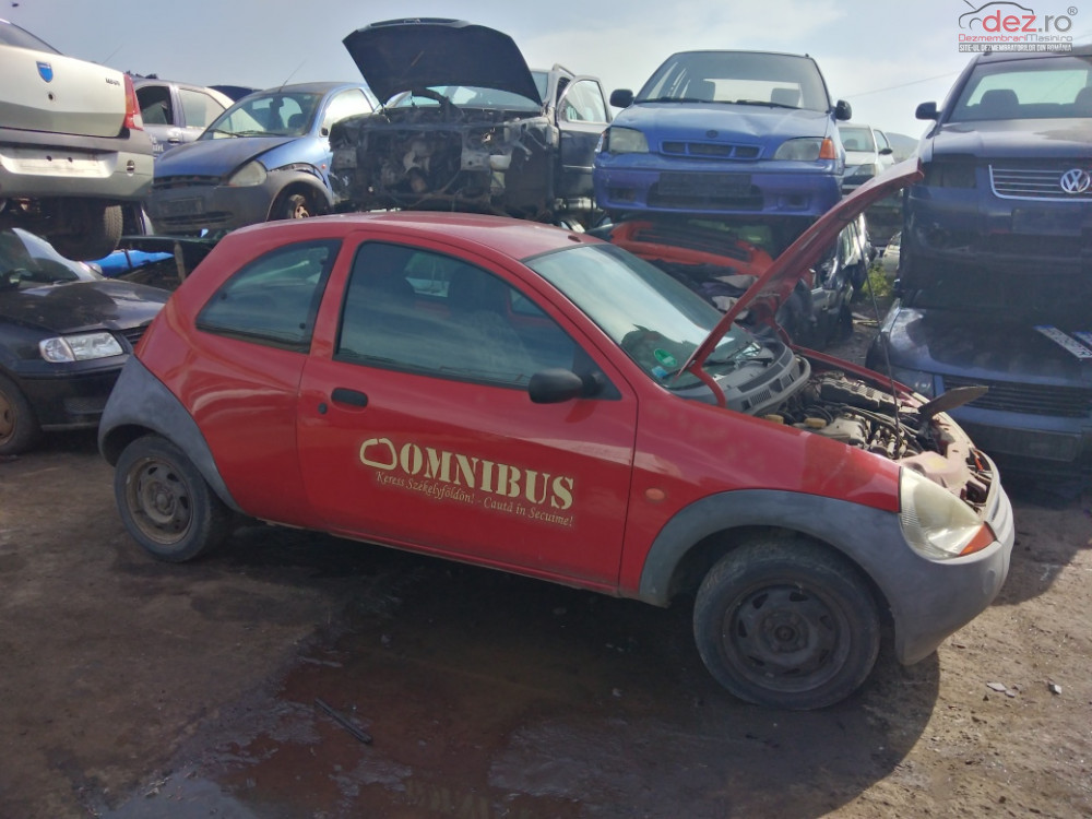 Dezmembrez Ford Ka 1 3 Baa Dezmembrări auto în Odorheiu Secuiesc, Harghita Dezmembrari