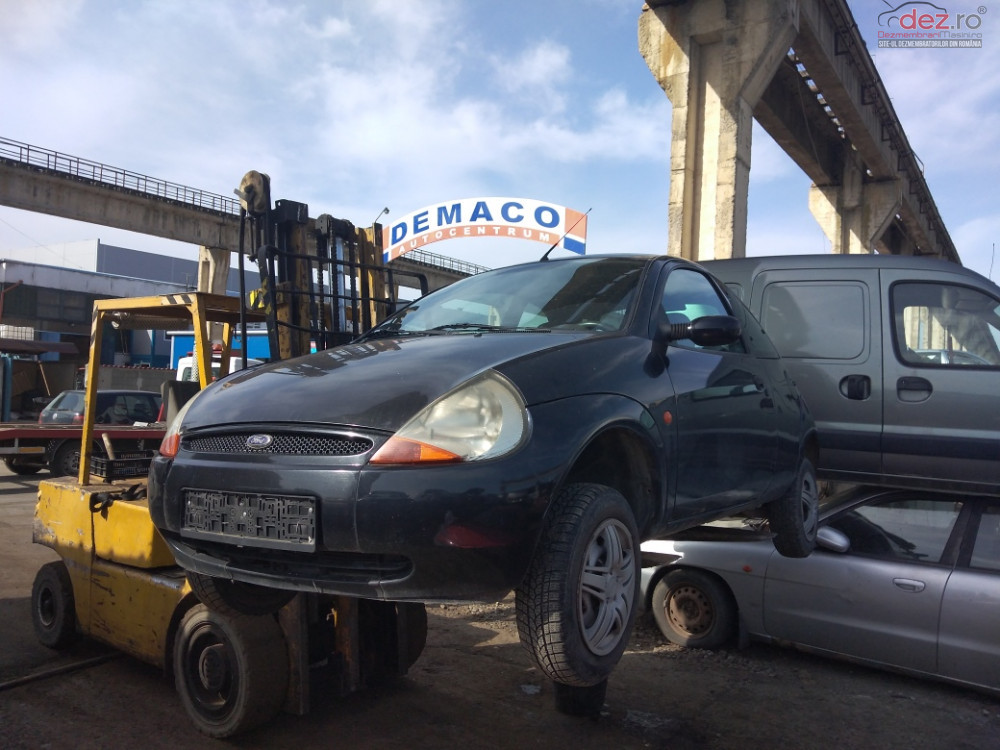 Dezmembrez Ford Ka 1 3 An 2001 Dezmembrări auto în Odorheiu Secuiesc, Harghita Dezmembrari