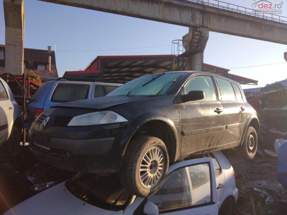 Dezmembrez Renault Megane Ii 1 6 16v An 2005 Dezmembrări auto în Odorheiu Secuiesc, Harghita Dezmembrari