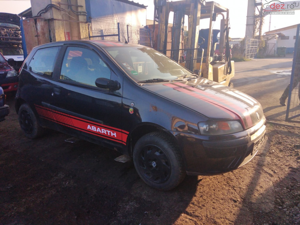 Dezmembrez Fiat Punto 1 2 16v An 2001 Dezmembrări auto în Odorheiu Secuiesc, Harghita Dezmembrari