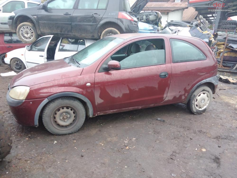 Dezmembrez Opel Corsa C 1 2 Z12xe An 2002 Dezmembrări auto în Odorheiu Secuiesc, Harghita Dezmembrari