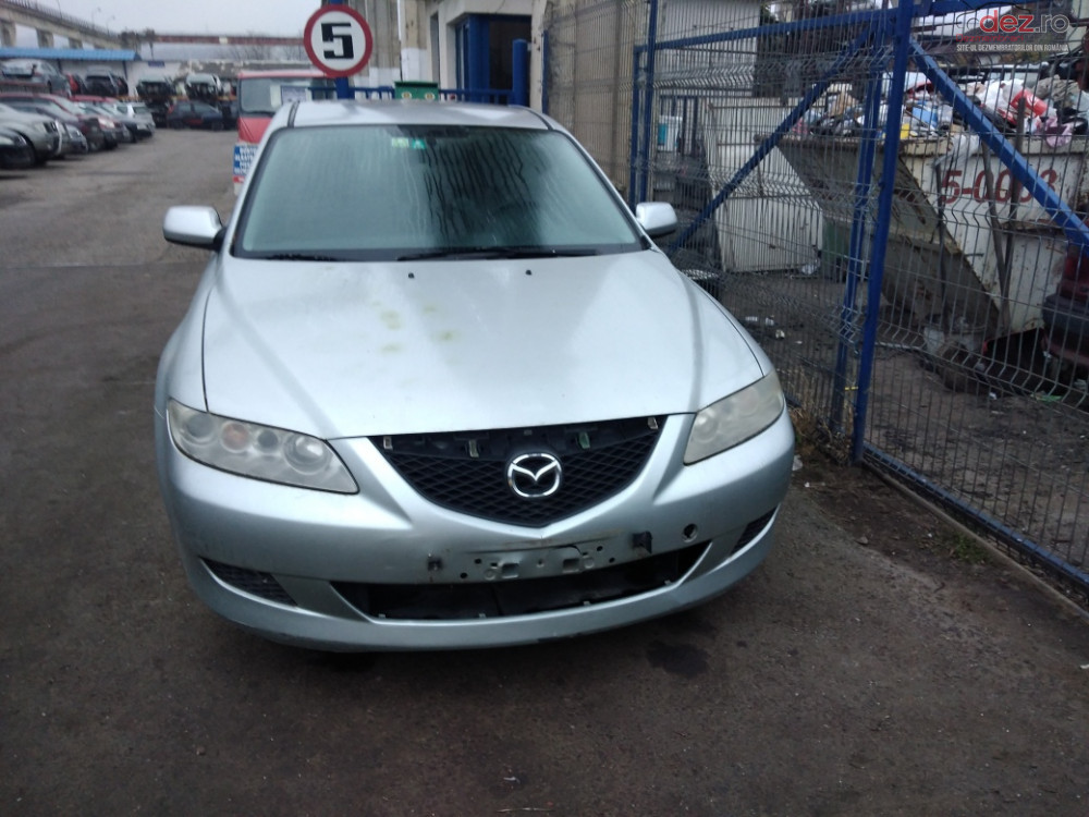 Dezmembrez Mazda 6 Dezmembrări auto în Odorheiu Secuiesc, Harghita Dezmembrari