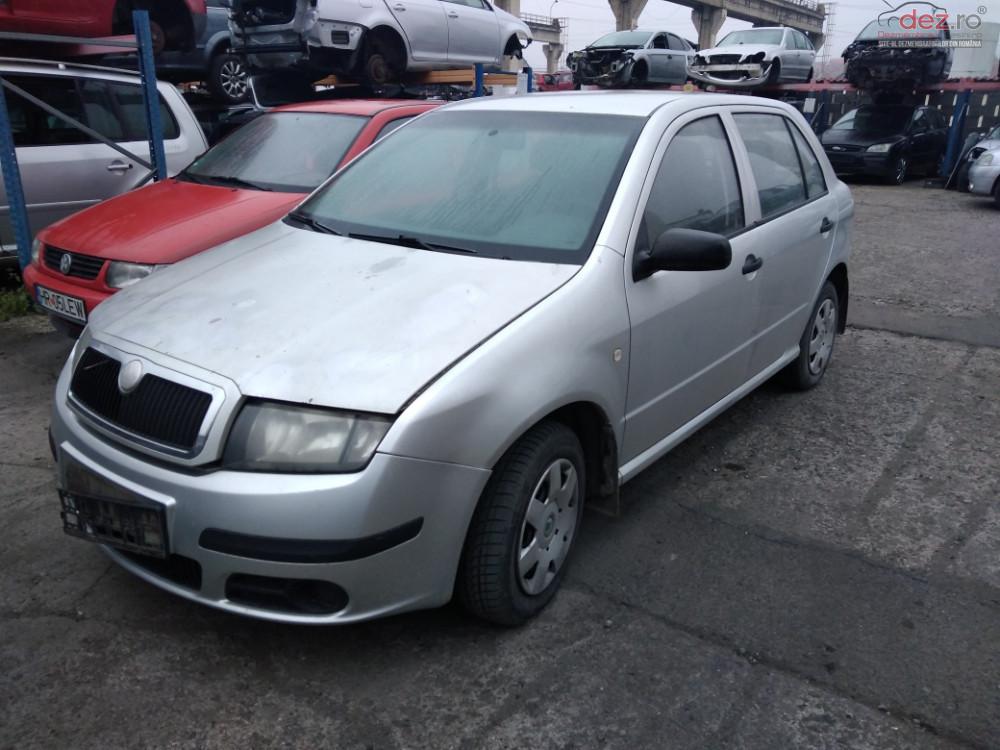 Dezmembrez Skoda Fabia 1 2 Mpi An 2007 Dezmembrări auto în Odorheiu Secuiesc, Harghita Dezmembrari