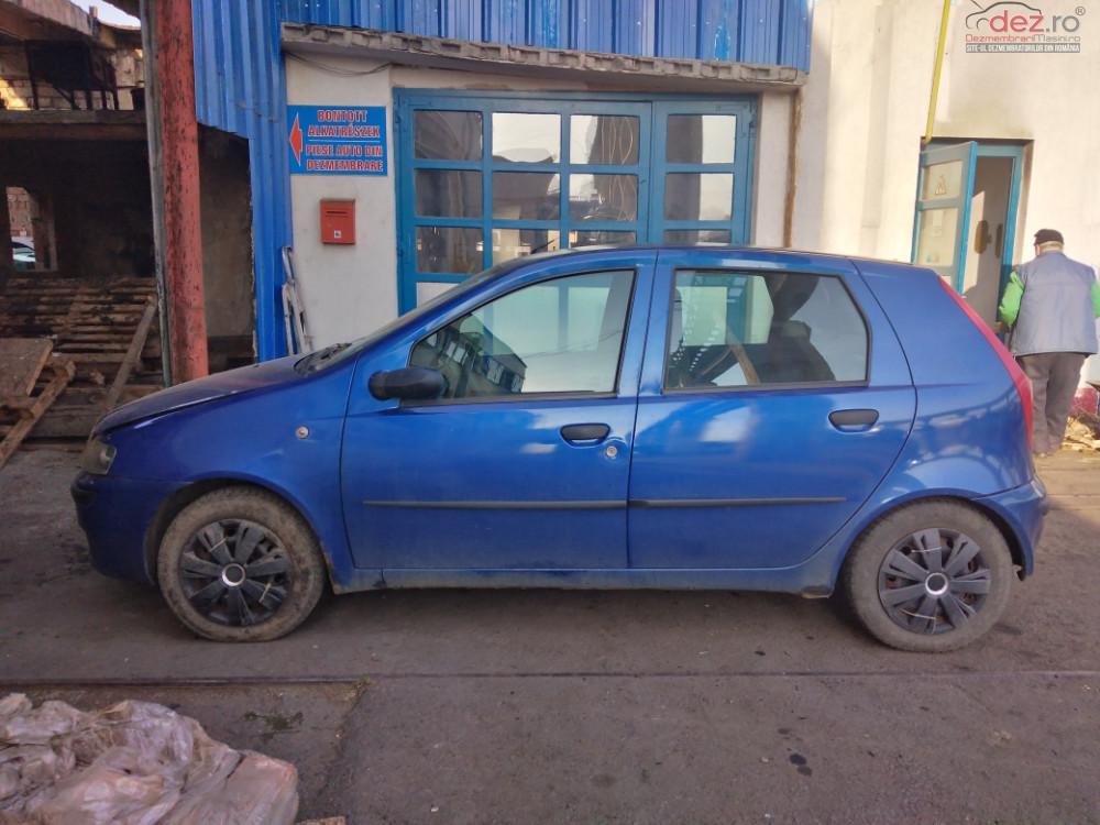 Dezmembrez Fiat Punto 1 2 8v An 2002 Dezmembrări auto în Odorheiu Secuiesc, Harghita Dezmembrari