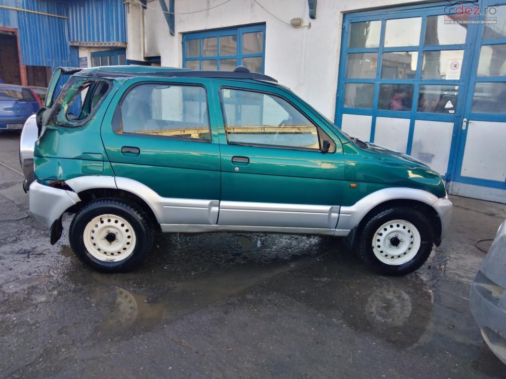 Dezmembrez Daihatsu Terios 1 3 4wd An 2001 Dezmembrări auto în Odorheiu Secuiesc, Harghita Dezmembrari