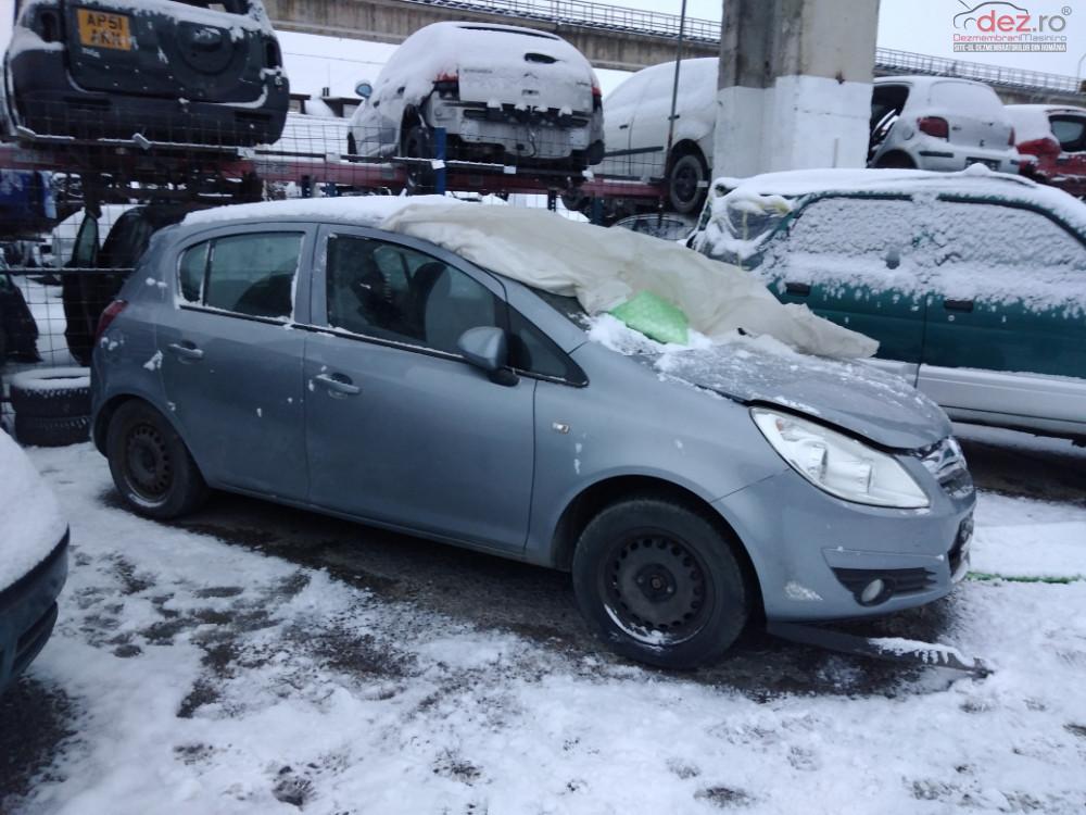 Dezmembrez Opel Corsa D 1 2 An 2008 Dezmembrări auto în Odorheiu Secuiesc, Harghita Dezmembrari
