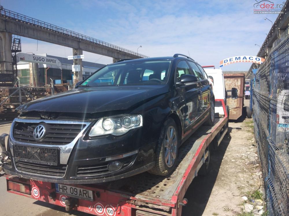 Dezmembrez Vw Passat B6 Variant 2 0tdi 4motion Dezmembrări auto în Odorheiu Secuiesc, Harghita Dezmembrari