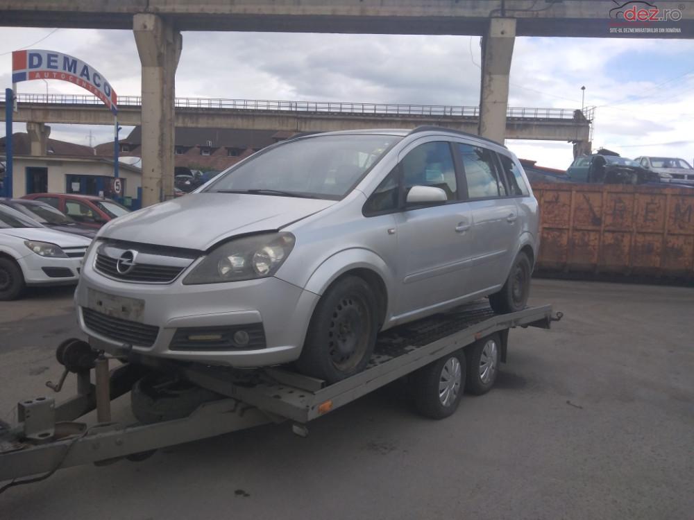 Dezmembrez Opel Zafira B 1 9 Cdti