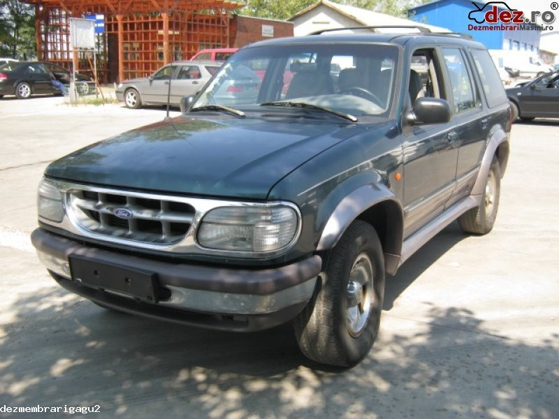Dezmembrez ford explorer din 1997 4 0b motor cutie viteze electromotor Dezmembrări auto în Stefanestii de Jos, Ilfov Dezmembrari