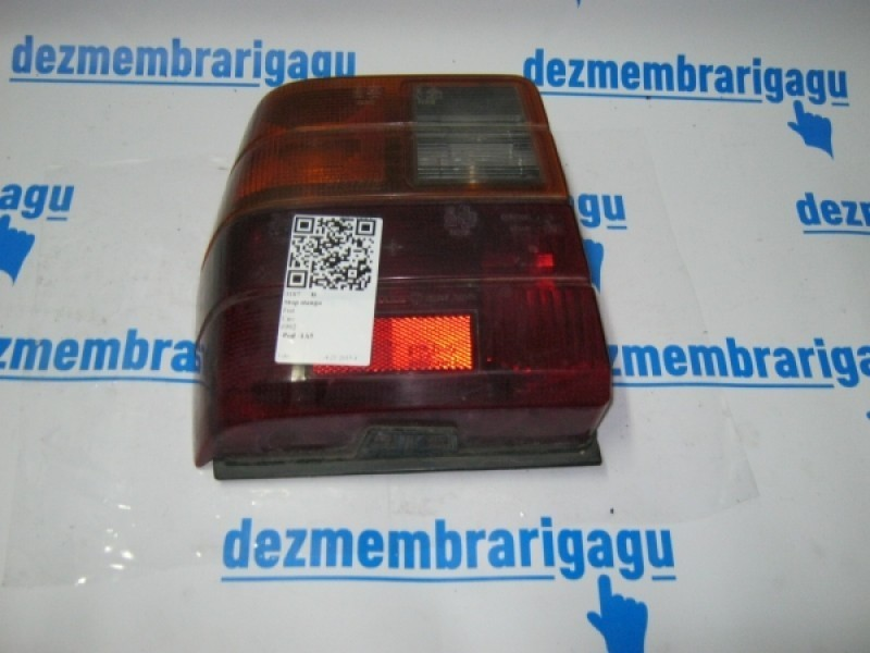Lampa spate Fiat Uno 1992 cod 12847748 Piese auto în Petrachioaia, Ilfov Dezmembrari