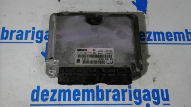 Calculator motor Opel Frontera B 1999 cod 90589738 Piese auto în Petrachioaia, Ilfov Dezmembrari