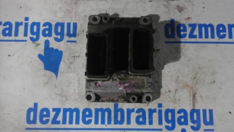 Calculator motor Alfa Romeo 156 1999 cod 261206716 Piese auto în Petrachioaia, Ilfov Dezmembrari