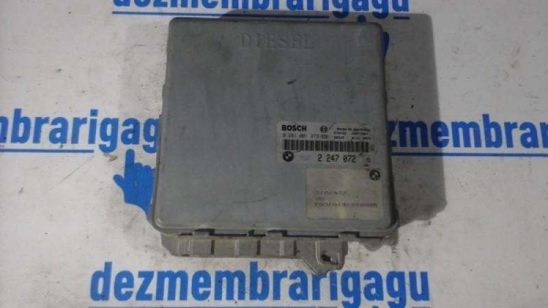 Calculator motor BMW 520 E39 1999 cod 281001373 Piese auto în Petrachioaia, Ilfov Dezmembrari