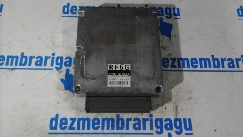 Calculator motor Mazda MPV 2 2002 cod rf5g18881a Piese auto în Petrachioaia, Ilfov Dezmembrari