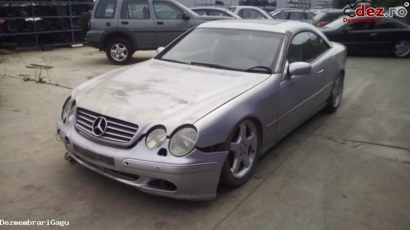 Dezmembrez Mercedes CL 600 An 2000 în Petrachioaia, Ilfov Dezmembrari