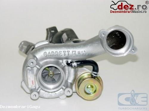 Turbosuflanta DAF CF