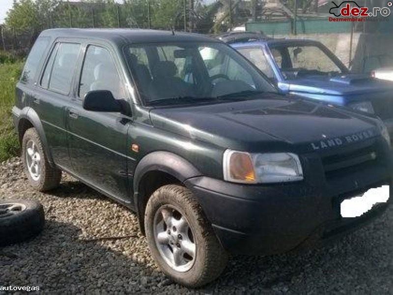 Vând piese din dezmembrari pentru land rover freelander an 2006 diesel... Dezmembrări auto în Craiova, Dolj Dezmembrari