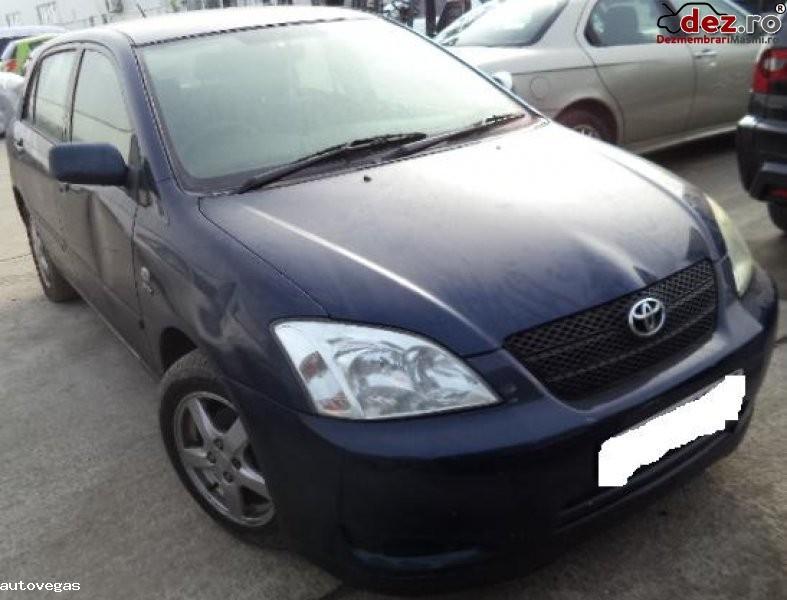 Toyota corolla 2004 benzinavând piese din dezmembrari pentru toyota... Dezmembrări auto în Craiova, Dolj Dezmembrari