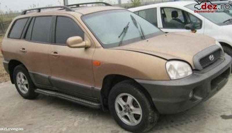 Vând piese din dezmembrari pentru hyundai santa fe 2 0 cdi an 2001 diesel  Dezmembrări auto în Craiova, Dolj Dezmembrari