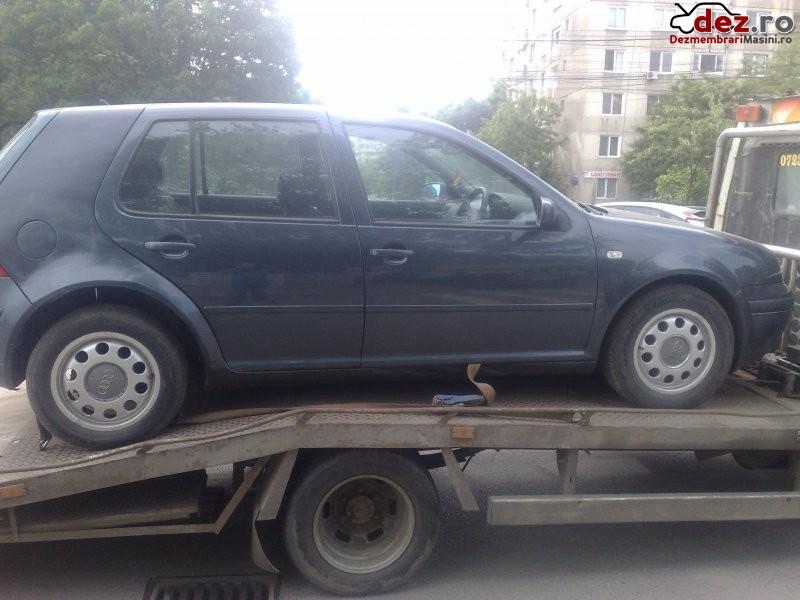 Dezmembrez Golf 4 Din 2000 Motor 1 9 Tdi Vindem Injectoare Chiulo  Dezmembrări auto în Curtea de Arges, Arges Dezmembrari