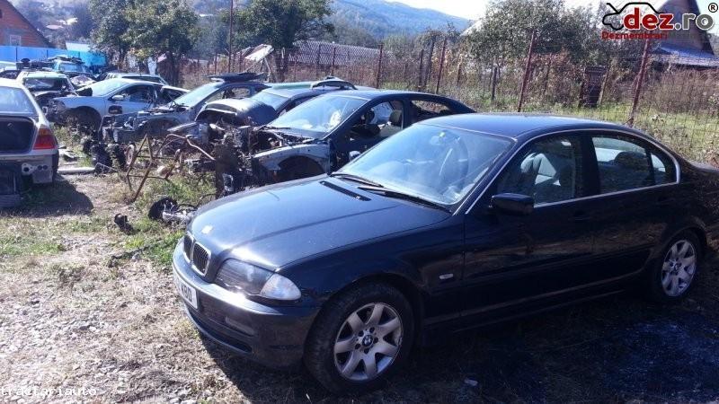 Dezmembrez bmw e46 318 320 323 328 330 diesel si benzina din anii 99 2004 Dezmembrări auto în Curtea de Arges, Arges Dezmembrari
