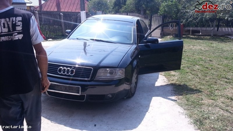 Dezmembrez Audi A6 Din 2004 Motorizare 1 9 Si 2 5 Tdi 4x4  Dezmembrări auto în Curtea de Arges, Arges Dezmembrari