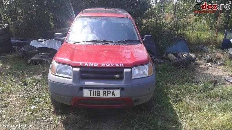 Dezmembrari Land Rover Freelander 1998  2006  Dezmembrări auto în Curtea de Arges, Arges Dezmembrari