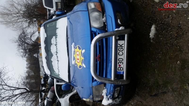 Dezmembrari Mitsubishi Pajero 3 2 Did în Curtea de Arges, Arges Dezmembrari