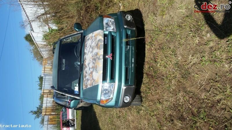 Dezmembrez Mitsubishi Pajero Pinin  Dezmembrări auto în Curtea de Arges, Arges Dezmembrari