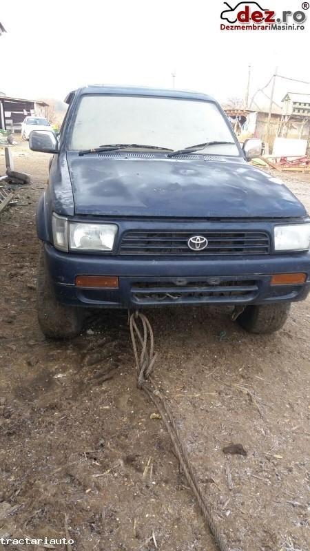 Dezmembrez Toyota Hilux Din 1996 Motor De 3 0 D  Dezmembrări auto în Curtea de Arges, Arges Dezmembrari