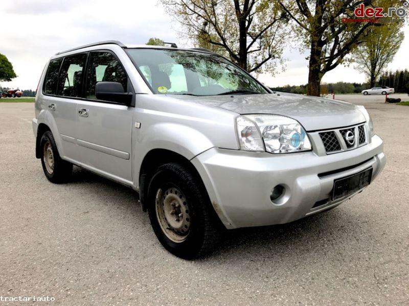 Dezmembrez Nissan X  Trail  Dezmembrări auto în Curtea de Arges, Arges Dezmembrari