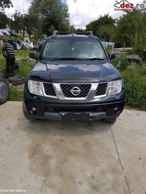 Dezmembrez Nissan Navara An 2006  Dezmembrări auto în Curtea de Arges, Arges Dezmembrari