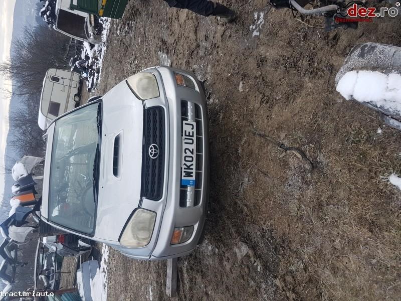 Dezmembrari Toyota Rav 4  Dezmembrări auto în Curtea de Arges, Arges Dezmembrari