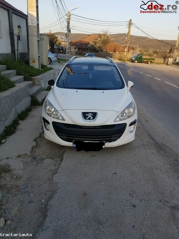 Dezmembrez Peugeot 308 2010 Dezmembrări auto în Curtea de Arges, Arges Dezmembrari