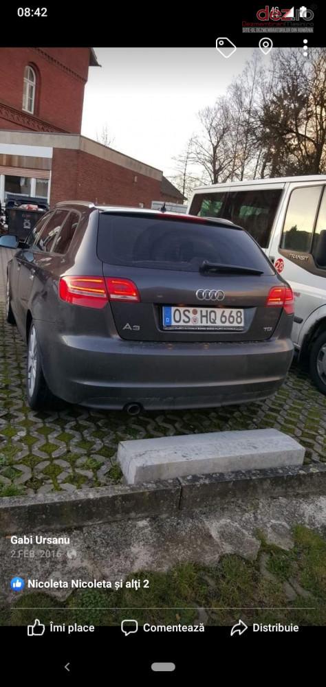 Dezmembrez Audi A3 An 2005 Si 2010