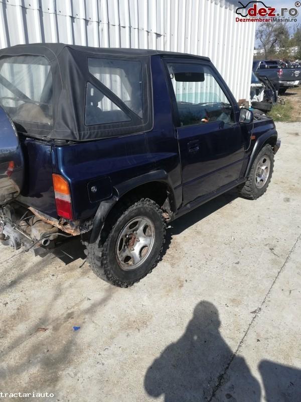 Dezmembrez Suzuki Vitara