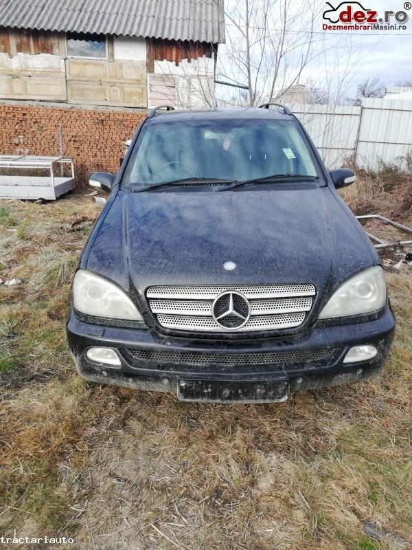 Dezmembrez Mercedes Ml W163  Dezmembrări auto în Curtea de Arges, Arges Dezmembrari