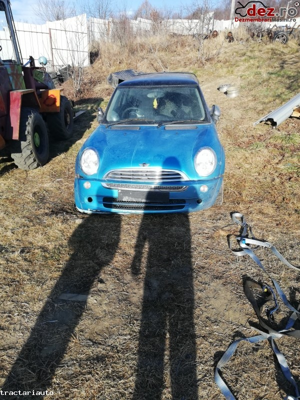 Dezmembrez Mini Cooper Mini One Dezmembrări auto în Curtea de Arges, Arges Dezmembrari