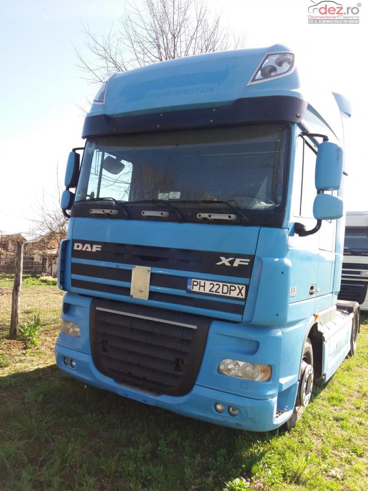 Vand Orice Piesa De Daf Xf 106 Dezmembrări camioane în Ploiesti, Prahova Dezmembrari